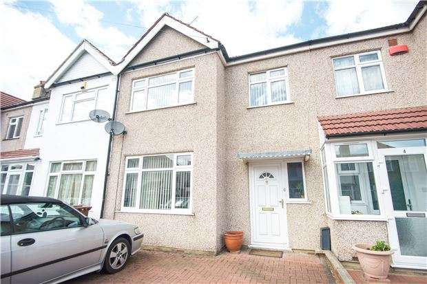 3 Bedrooms Terraced House for sale in Loretto Gardens, HARROW, Middlesex, HA3 9LZ