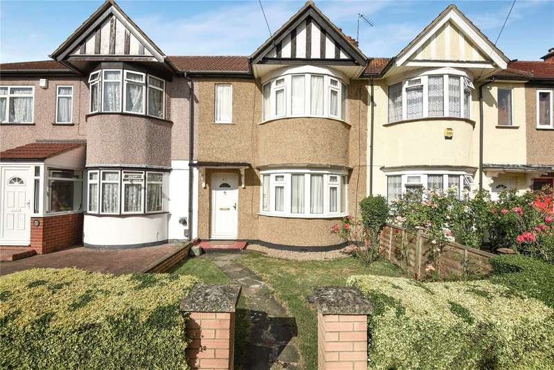 2 Bedrooms Terraced House for sale in Flamborough Road, Ruislip, Middlesex, HA4