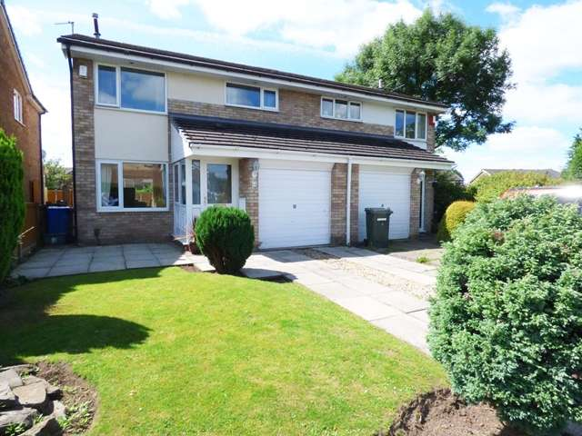 3 Bedrooms Semi Detached House for sale in Studfold, Astley Village, Chorley, PR7