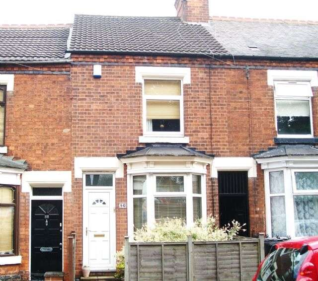 2 Bedrooms Terraced House for sale in Milligan Road, Aylestone, Leicester. LE2