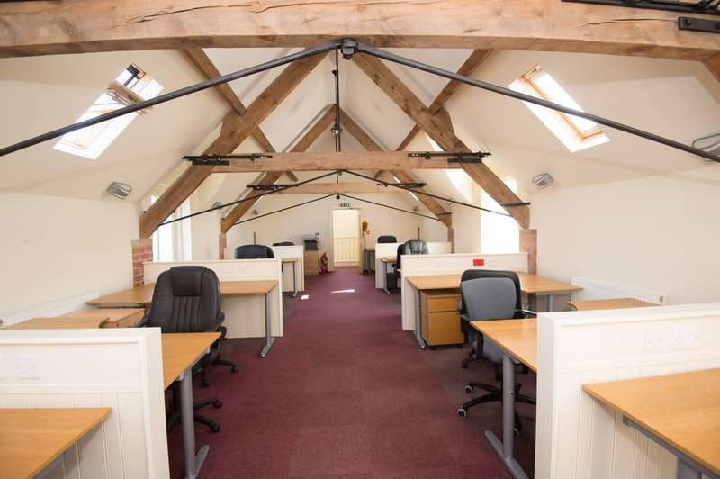 Commercial Property for sale in Character Offices, The Green, Nuneaton, Warwickshire, CV10