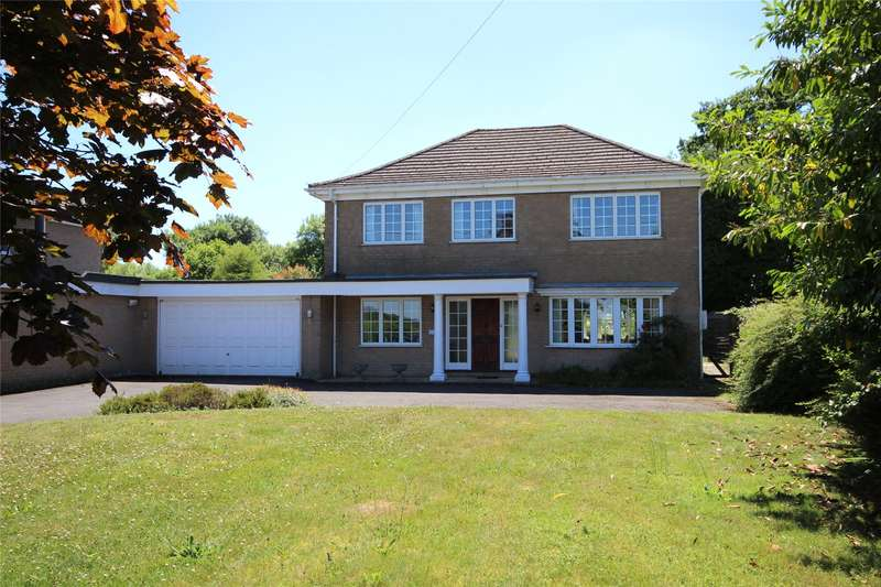 4 Bedrooms Detached House for sale in Wield Road, Medstead, Alton, Hampshire, GU34