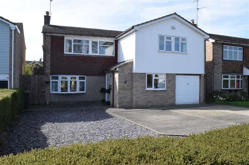 5 Bedrooms Detached House for sale in Humber Road, Old Springfield, Chelmsford