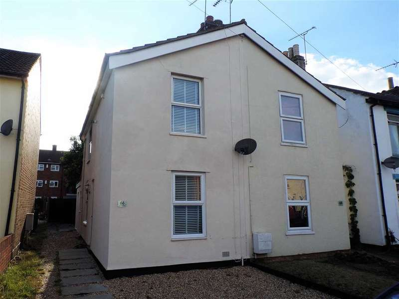2 Bedrooms Semi Detached House for sale in Kemball Street, Ipswich