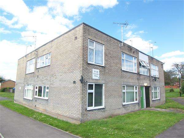 1 Bedroom Apartment Flat for sale in Cascade Close, Cheylesmore, Coventry
