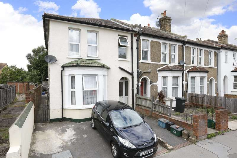 3 Bedrooms End Of Terrace House for sale in Moffat Road, Thornton Heath