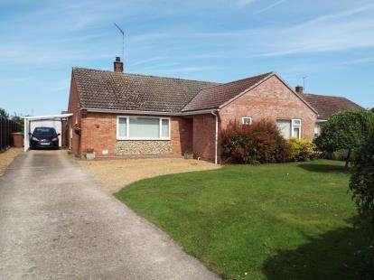 4 Bedrooms Bungalow for sale in Little Snoring, Fakenham, Norfolk
