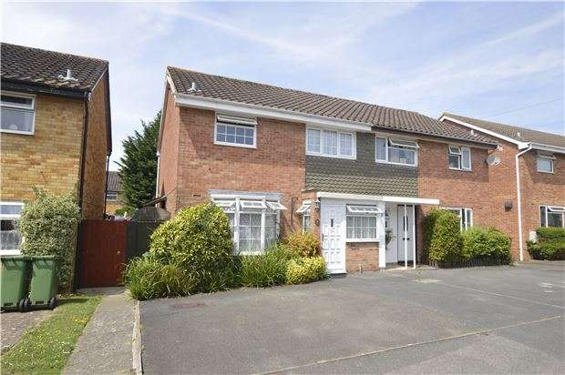 3 Bedrooms Semi Detached House for sale in Somme Road, CHELTENHAM, Gloucestershire, GL52 5LJ