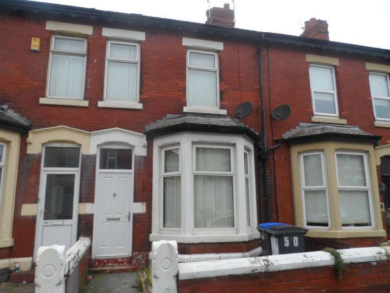 3 Bedrooms Terraced House for sale in Oxford Road, Blackpool, FY1 3QL