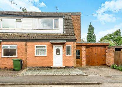 2 Bedrooms Semi Detached House for sale in College Road, Kidderminster, Worcestershire, West Midlands
