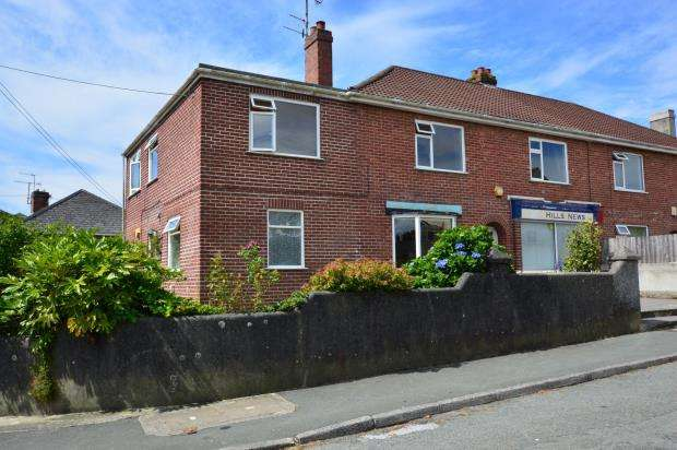 4 Bedrooms Semi Detached House for sale in Dale Avenue, Plymouth, Devon