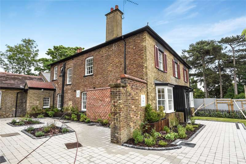2 Bedrooms Apartment Flat for sale in The Vine, 154 Stanmore Hill, Stanmore, Middlesex, HA7