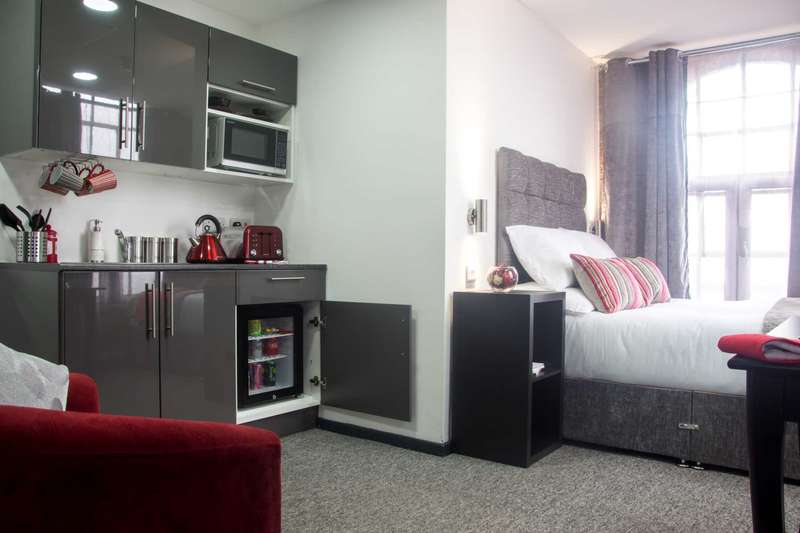 1 Bedroom Apartment Flat for sale in Russell Street, Nottingham