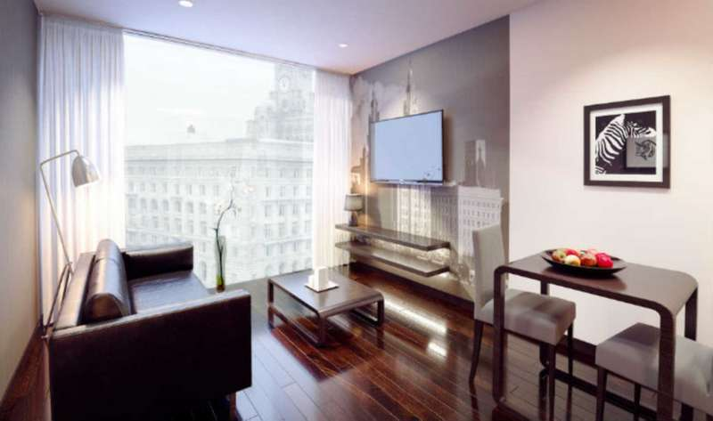 2 Bedrooms Apartment Flat for sale in The Strand, Liverpool