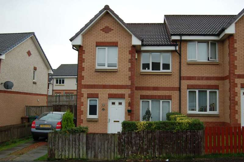 3 Bedrooms Semi Detached House for rent in Muirsheil Crescent, Glasgow