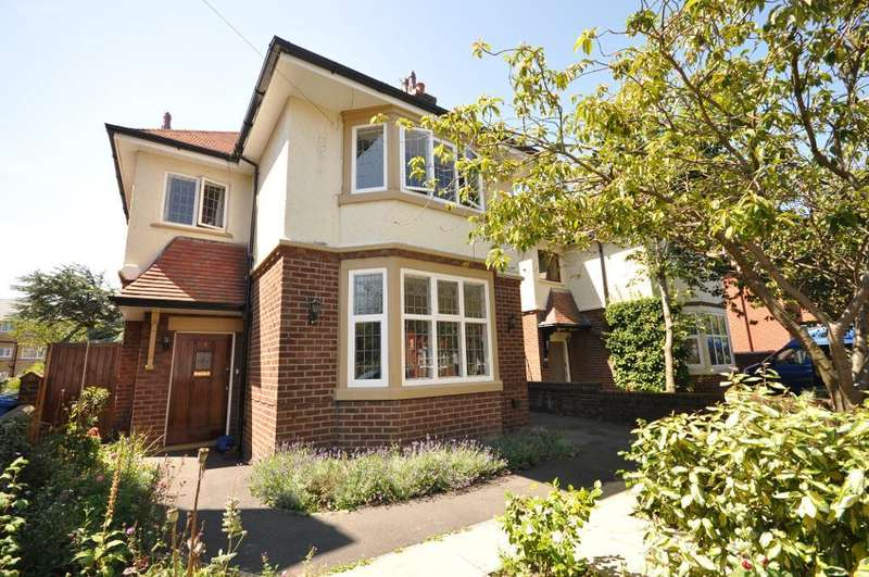 5 Bedrooms Detached House for sale in Rowsley Road, St Annes, Lytham St Annes, Lancashire, FY8 2NS