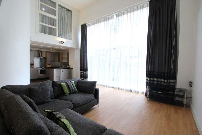 2 Bedrooms Apartment Flat for rent in W3, Whitworth Street West, Manchester