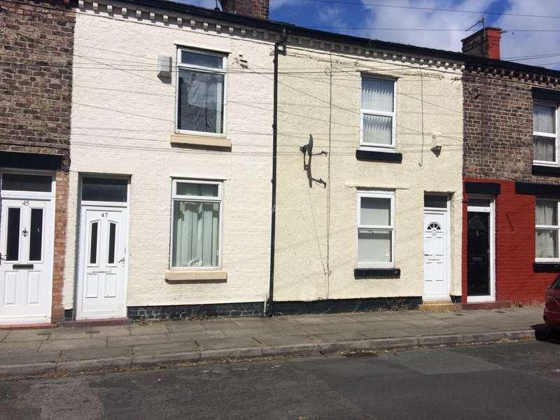 2 Bedrooms Terraced House for sale in Lincoln Street, Garston
