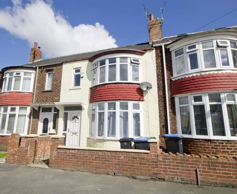 3 Bedrooms Terraced House for sale in Northern Road, Middlesbrough, TS5 4NS