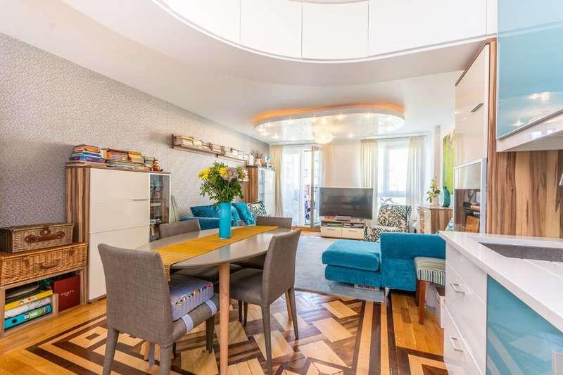 2 Bedrooms Flat for sale in Eden Grove, Islington, N7