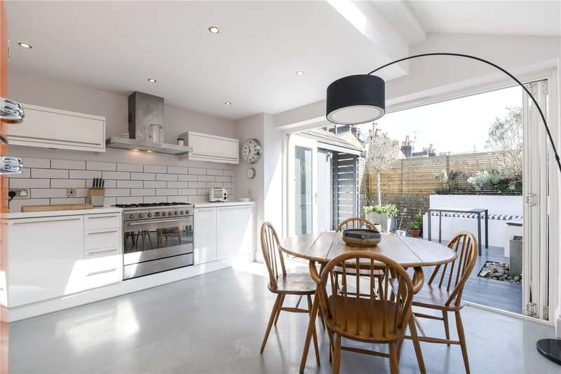 3 Bedrooms Terraced House for sale in Sixth Avenue, London, W10