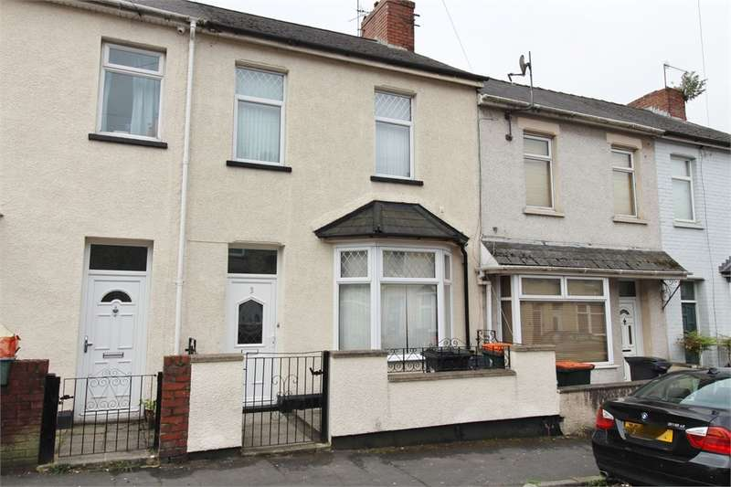 2 Bedrooms Terraced House for sale in Oak Street, NEWPORT, NP19
