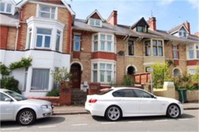 5 Bedrooms Terraced House for sale in Devon Place, Newport, NP20