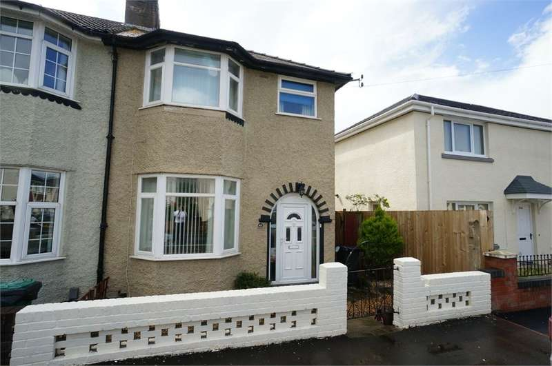 3 Bedrooms End Of Terrace House for sale in Rockfield Street, Newport, NP19