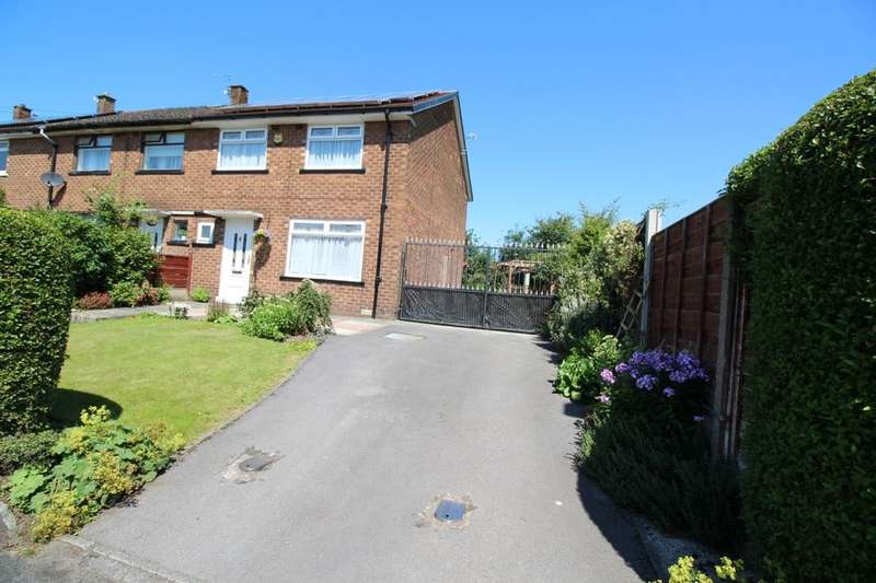 3 Bedrooms Semi Detached House for sale in Belcroft Drive, Little Hulton, Manchester, M38