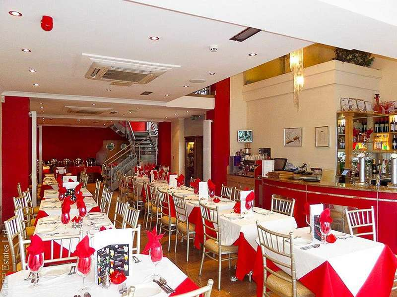 Commercial Property for sale in Restaurant Business for Sale, Bury
