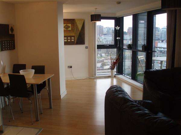 2 Bedrooms Apartment Flat for sale in Tempus Tower, 9 Mirabel Street, Manchester