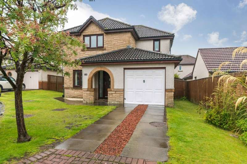 3 Bedrooms Detached Villa House for sale in The Murrays, Liberton, Edinburgh, EH17 8UD