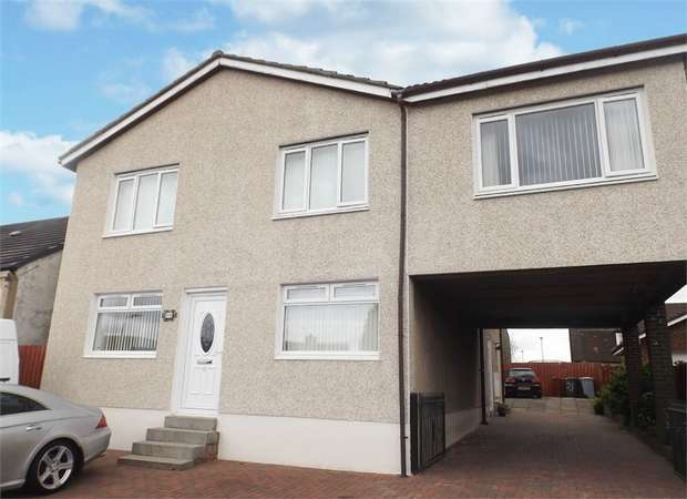 1 Bedroom Flat for sale in Old Lanark Road, Carluke, South Lanarkshire