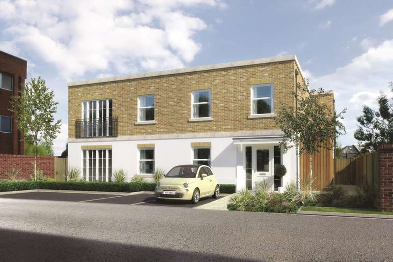1 Bedroom Flat for sale in 'Voyager Place, London Road, Staines-Upon-Thames, TW18