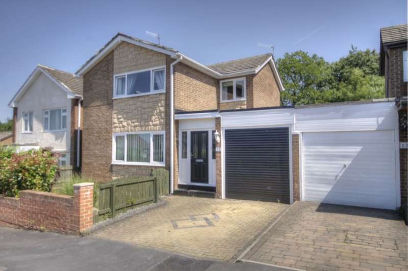 3 Bedrooms Detached House for sale in Glenside, Shotley Bridge, Consett, DH8
