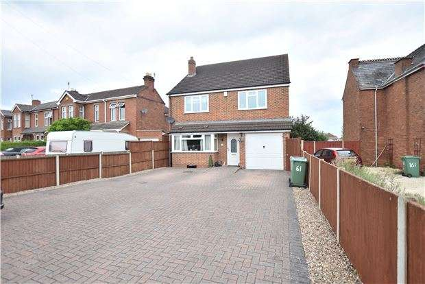 4 Bedrooms Property for sale in Old Cheltenham Road, Longlevens, GLOUCESTER, GL2 0AN