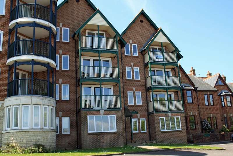 2 Bedrooms Apartment Flat for sale in Park Road, Swanage