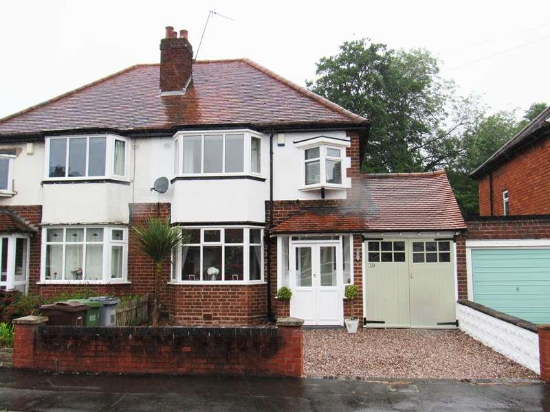 3 Bedrooms Semi Detached House for sale in Brookvale Road, Olton, Solihull