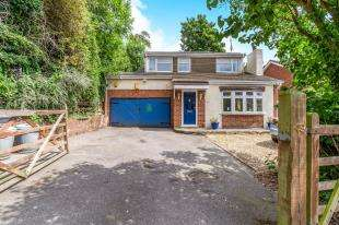 4 Bedrooms Detached House for sale in Scotby Avenue, Walderslade, Chatham, Kent