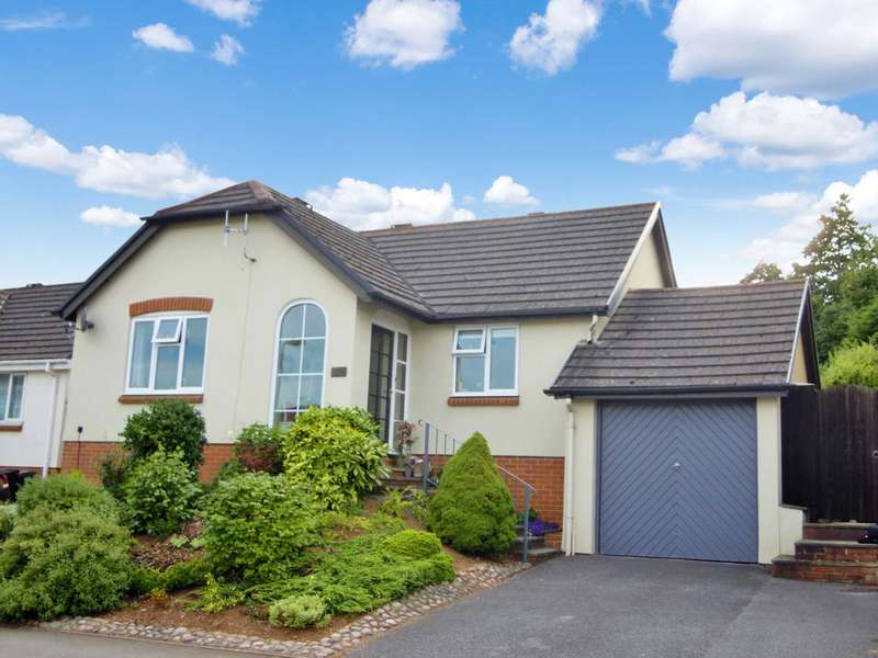 2 Bedrooms Bungalow for sale in Margaret Road, East Ogwell