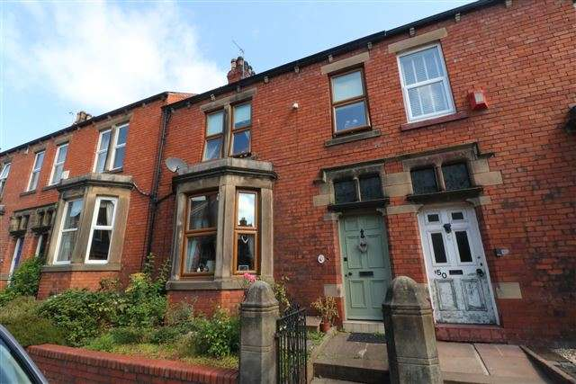 4 Bedrooms Terraced House for sale in Nelson Street, Carlisle, Cumbria, CA2 5NH