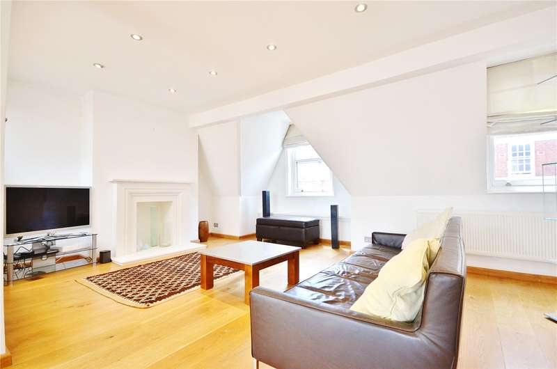 2 Bedrooms Apartment Flat for sale in Newman Street, Tottenham Court Road, London, W1T