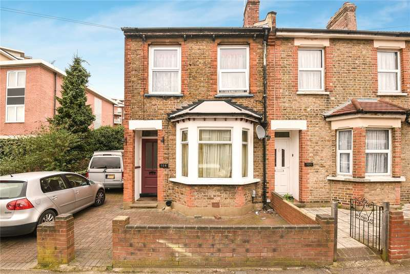 1 Bedroom House for sale in Stanley Road, Harrow, Middlesex, HA2