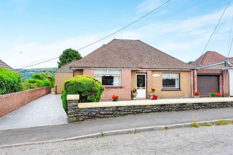 3 Bedrooms Detached Bungalow for sale in King Charles Road, Newbridge, Newport