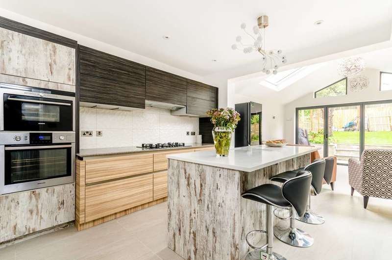 5 Bedrooms House for sale in Falkland Park Avenue, South Norwood, SE25