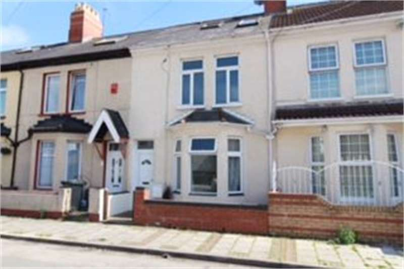 4 Bedrooms Terraced House for sale in Handsworth Street, Newport, NP19