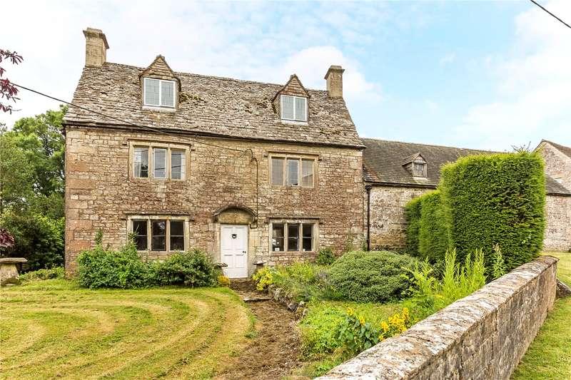 4 Bedrooms Detached House for sale in Brimpsfield, Gloucester, GL4