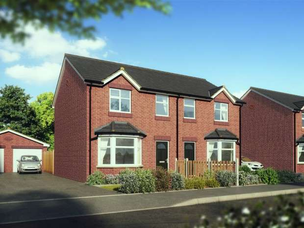 3 Bedrooms Semi Detached House for sale in Radcliffe Road, Fleetwood, FY7