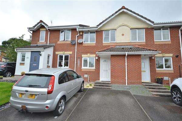 2 Bedrooms Town House for sale in Rosewood Close, Chorley
