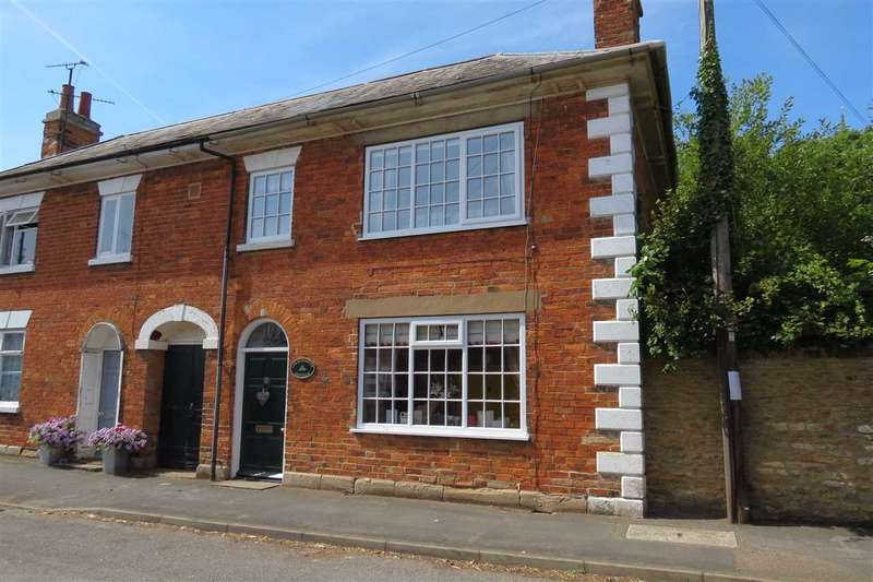 4 Bedrooms Semi Detached House for sale in Church Mouse Cottage, West Street, Folkingham